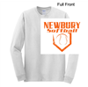 White Long Sleeve T-Shirt (Adult and Youth)