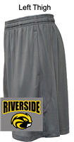 Graphite Performance Shorts with Pockets (Youth and Adult)