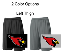 Performance Shorts with Pockets (Adult and Youth)