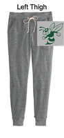 Grey Ladies Fleece Jogger (Ladies)