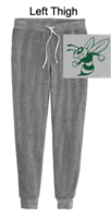 Grey Fleece Jogger (Adult)