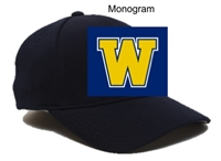 Navy Performance Baseball Hat (One Size)