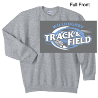 Sport Grey Crew Sweatshirt (Adult and Youth)
