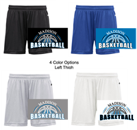 "Ladies 5"" Shorts (Ladies)"