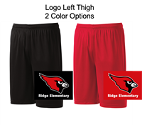 Performance Shorts (Adult and Youth)