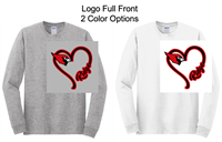 Long Sleeve T-Shirt (Adult and Youth)