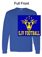 Royal Long Sleeve T-Shirt (Youth and Adult)