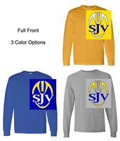 Long Sleeve T-Shirt (Youth and Adult)