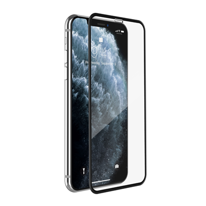 Just Mobile Xkin 3d Curved Full Coverage Glass W Install Template Iphone 11 Pro