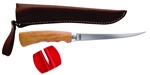"Berkley 6"" Wooden Handle Fillet Knife"