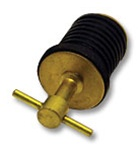 "Invincible Marine  1"" Twist Drain Plug"
