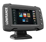Lowrance Elite 5TI Mid/High/Totalscan Basemap