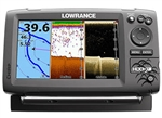 Lowrance Hook 7 Mid/High DownScan Basemap