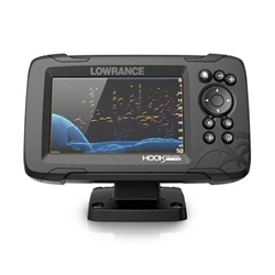 Lowrance Hook Reveal 5 Splitshot & US Inland Maps