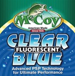 McCoy Clear Blue Fluorescent line
