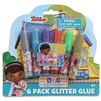 GLITTER GLUE, 6PK, DOC MC STUFFINS