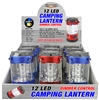 LANTERN, ADJUST 12-LED MINI  (9/DISPLAY)