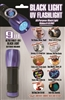 9 LED BLACK LIGHT UV FLASHLIGHT (SCORPION LIGHT)--12/display