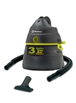 Koblenz WD-353 Wet / Dry 3 Gallon Vacuum Cleaner
