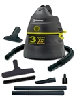 Koblenz WD-354 Wet / Dry 3 Gallon Vacuum Cleaner