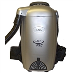Dustcare Backpack Jet Pack With 1 3/8 Tools