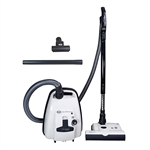SEBO Airbelt K3 Pet Canister Vacuum with Power Head 90692AM