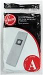 "Hoover ""A"" Standard Bag Pkg of 3"