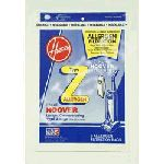 "Hoover Vacuum Type ""Z"" Allergen Filter Bags"