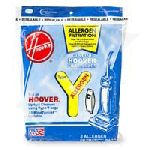 "Hoover ""Y"" Allergen Filter Bags Pkg of 3 