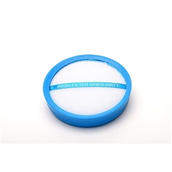 Hoover Round Washable Secondary Filter | 440010894