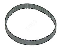 Original Hoover Cogged Belt for Hoover Flair Stick Vac (S2220).