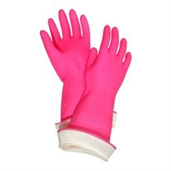 Casabella Premium WaterBlock Gloves Small Pink