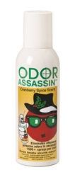 Odor Assassin - Spiced Berry Scent Non-Aerosol 6 fluid oz