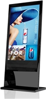 "InfoBOARD 55"" Freestanding INTERACTIVE Digital Display"