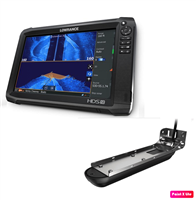 NEW HDS 12 Carbon with Active Imaging 3 N 1 transducer