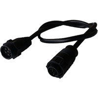 Lowrance 9-to-7 Pin Transducer Adapter Cable