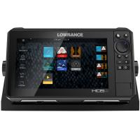Lowrance HDS-9 LIVE w/Active Imaging 3-in-1 Transom Mount  C-MAP Pro Chart