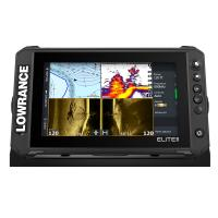 Lowrance Elite FS 9 Chartplotter/Fishfinder w/Active Imaging 3-in-1 Transom Mount Transducer