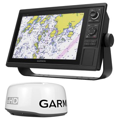 Garmin GPSMAP 1242xsv Keyed Networking Combo - No Transducer w/GMR 18XHD Bundle