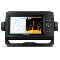 Garmin echoMAP CHIRP Plus 64cv US BlueChart g3 w/o Transducer