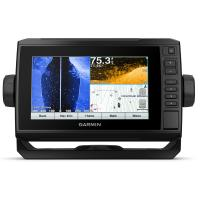 Garmin echoMAP CHIRP Plus 74sv US BlueChart g3 w/o Transducer