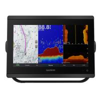 "Garmin GPSMAP 8612xsv 12"" Chartplotter/Sounder Combo w/Mapping  Sonar"