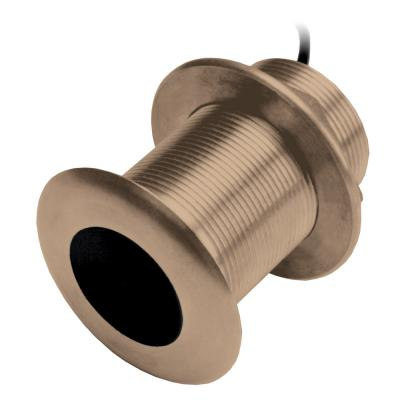 Garmin B75M Bronze 0 Degree Thru-Hull Transducer - 600W, 8-Pin