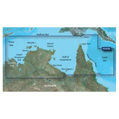 Garmin BlueChart g2 HD - HXPC412S - Admiralty Gulf Wa To Cairns - microSD/SD