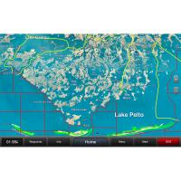 Garmin Standard Mapping - Louisiana Central Premium microSD/SD Card