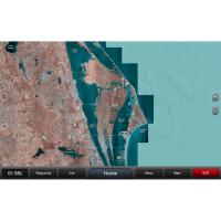 Garmin Standard Mapping - Florida East Pen Classic microSD/SD Card