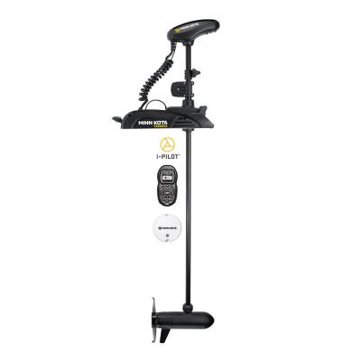 Minn Kota Terrova 80 Trolling Motor w/i-Pilot  Bluetooth - No Foot Pedal Included - 24v-80lb-60""