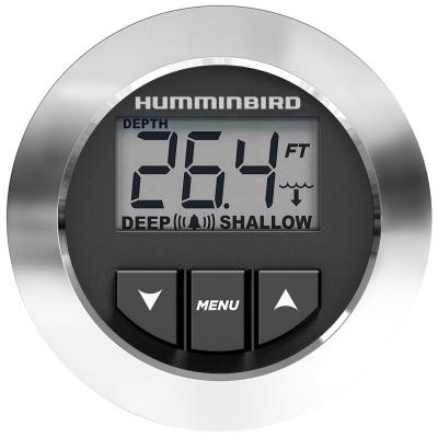 Humminbird HDR 650 Black, White, or Chrome Bezel w/TM Tranducer