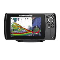 Humminbird HELIX 7 CHIRP Fishfinder/GPS Combo G3N w/Transom Mount Transducer