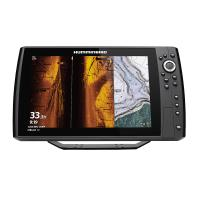 Humminbird HELIX 12 CHIRP MEGA SI+ GPS G4N CHO Display Only